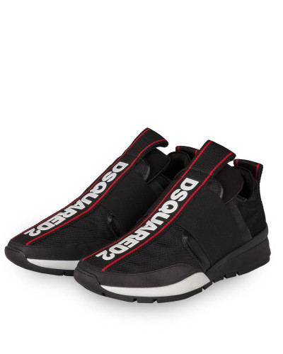 Sneaker EVOLUTION TAPE - SCHWARZ