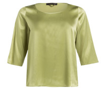 Blusenshirt BYEBYE aus Seide - hellgrün