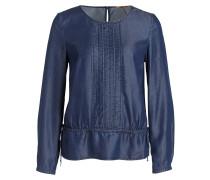 Bluse KAFLOWERY - blau