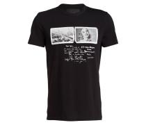 T-Shirt PLEASUREBEACH - schwarz