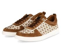 Sneaker - HELLBRAUN/ CREME