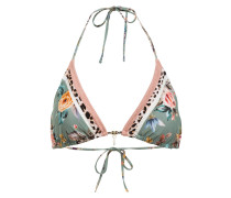 Triangel-Bikini-Top BOHO BLOSSOM