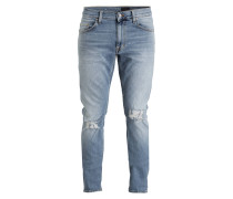 Destroyed-Jeans PISTOLERO Straight-Fit