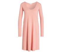 Jerseykleid - rosé