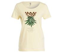 T-Shirt KITA - gelb