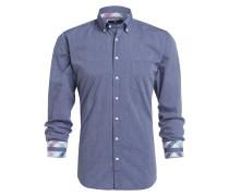 Hemd Modern-Fit - dunkelblau