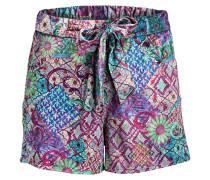 Shorts BALI LOVE MAUD - blau