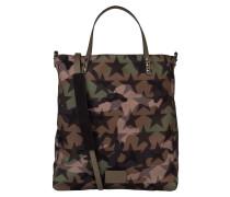 Shopper CAMUSTARS - khaki/ schwarz/ oliv