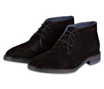 Desert-Boots WALTER - schwarz
