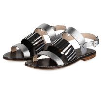 Sandalen TRAUDEL - grau