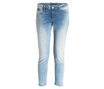 7/8-Skinny-Jeans SOPHIE - blau