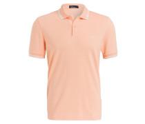 Piqué-Poloshirt - lachs