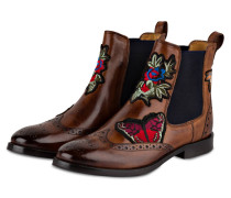 Chelsea-Boots AMELIE - braun