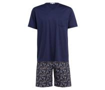 Shorty-Schlafanzug Serie GALWAY