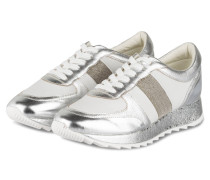 Plateau-Sneaker PAVONIA AVENUE - weiss