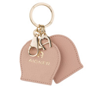 Schlüssel- und Taschenanhänger - rosè