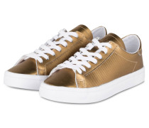 Sneaker COURTVANTAGE - gold metallic