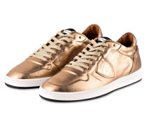 Sneaker LAKERS - bronze metallic