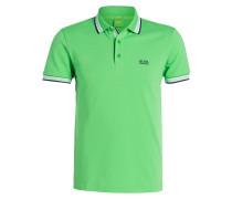 Piqué-Poloshirt PADDY Modern-Fit - grün