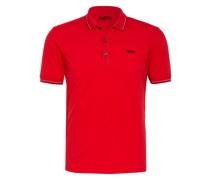 Piqué-Poloshirt DINOSO Slim Fit