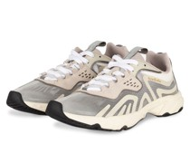 Sneaker - GRAU/ ECRU