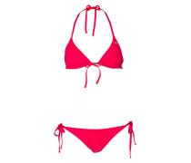 Triangel-Bikini - pink