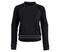 Sweatshirt FULCRUM - schwarz/ grau