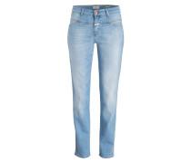 Jeans PEDAL LINE - blue summer sky