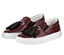 Slip-on-Sneaker MAC - bordeaux