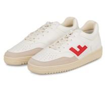 Sneaker RETRO 90'S - WEISS/ BEIGE