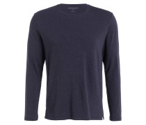 Lounge-Shirt - navy