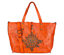 Shopper - orange