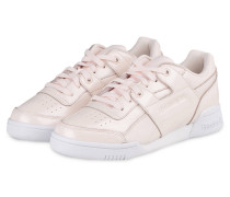 Sneaker WORKOUT LO PLUS IRIDESCENT - rose