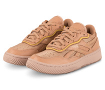 Plateau-Sneaker DUAL COURT II - BEIGE