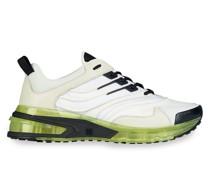 Sneaker - WEISS/ NEONGRÜN