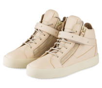 Hightop-Sneaker DAN - beige