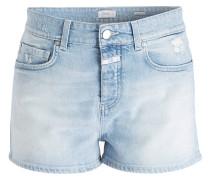 Jeans-Shorts LENI - blau