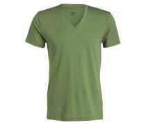 V-Shirt - grün