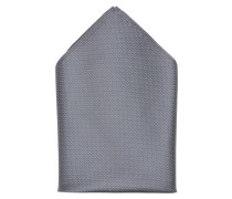 Einstecktuch - grau