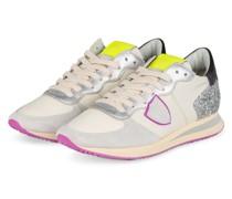 Sneaker TRPX - BEIGE/ FUCHSIA/ SILBER
