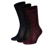 3er-Pack Socken MARIO in Geschenkbox