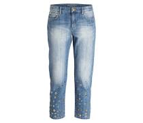 7/8-Jeans - blau