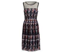 Kleid GABRIELLA - navy/ alrosa ecru