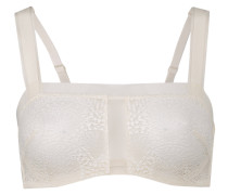 Bandeau-BH ENDLESS LACE - weiss