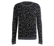Pullover CEASAR - grau/ schwarz