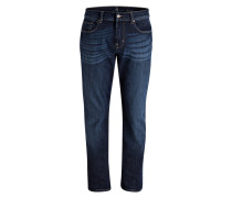 Jeans SLIMMY NY Slim-Fit - dark used blue