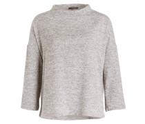 Pullover SILWA - grau meliert