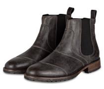 Chelsea-Boots LANCASTER - anthrazit