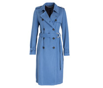 Trenchcoat - blau