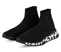 Hightop-Sneaker SPEED GRAFFITI